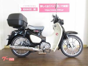 ホンダ/スーパーカブC125 GIVIキャリアBOX装備