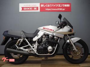 スズキ/GSX1100S KATANA Final Edition 腰上オーバーホール済
