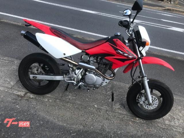 ホンダ XR50 モタードの画像(茨城県