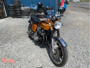 ホンダ/CB750Four Z2Eエンジン搭載公認