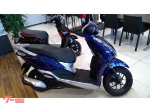 ホンダ/リード125 ブルーカラー