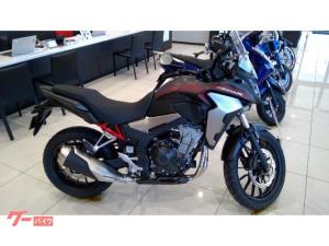 ホンダ/400X 2021年モデル マットバリスティックブラックメタリック