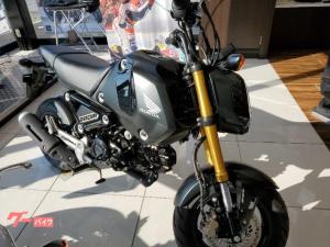 ホンダ/グロム 2021年モデル ブラック