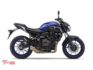 ヤマハ/MT-07 ABS 2020モデル