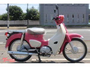 ホンダ/スーパーカブ110 天気の子Ver ヘルメット付き 期間受注限定車