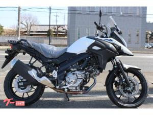 スズキ/V-ストローム650 ABS 2021年モデル 3年保証
