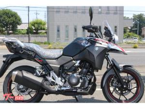 スズキ/V-ストローム250 ABS 3BOX ETC
