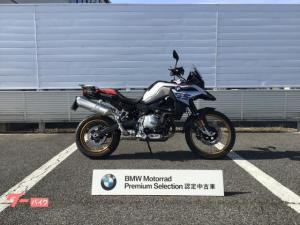BMW/F850GS 認定中古車 ETC2.0