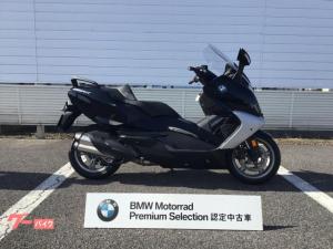 BMW/C650GT 認定中古車 ETC2.0