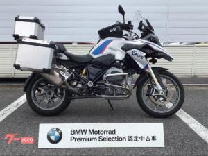 BMW/R1200GS フォグ マフラー ETC アルミパニア 認定中古車