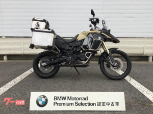 BMW/F800GSアドベンチャー 認定中古車 三点パニア ETC