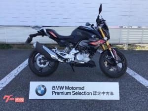 BMW/G310R 認定中古車 ETC2.0 ラゲッジラック スクリーン付き