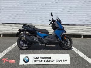 BMW/C400X 認定中古車 ETC2.0