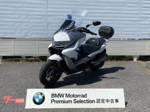 BMW/C400GT トップケース ハイウインドシールド