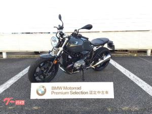 BMW/R nineT ピュア  ETC2.0・グリップヒーター BMW Motorrad 認定中古車