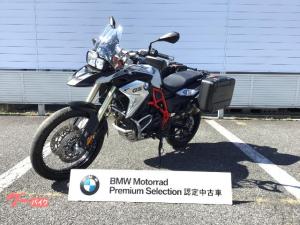 BMW/F800GS 左右パニア・ETC・アンダーガード