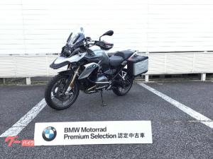 BMW/R1200GS 認定中古車・左右パニア・純正ナビ・ドラレコ