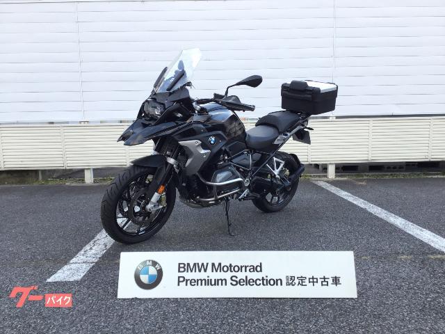 BMW R1250GS 認定中古車 ETC2.0 エンジンガードの画像(長野県
