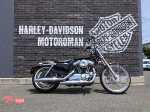 HARLEY-DAVIDSON/XL1200V セブンティーツー 前後タイヤ新品