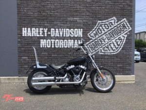 HARLEY-DAVIDSON/FXST ソフテイルスタンダード