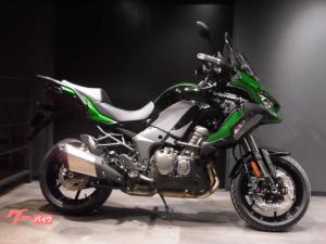 カワサキ/Versys 1000 SE 2021モデル スカイフックサスペンション