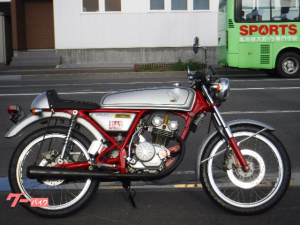 ホンダ/ドリーム50エンジン 武川84cc ハイカム CDI PE24キャブ オイルクーラー ヨシムラ2本出しマフラー