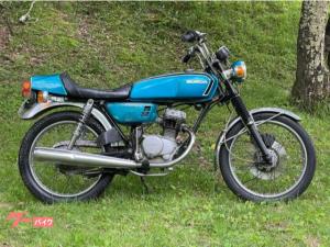ホンダ/CB50 縦型エンジン Fディスクブレーキ