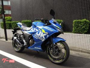 スズキ/GIXXER SF 250 2020国内正規モデル