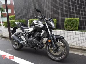 ヤマハ/MT-03(320cc) 2016モデル ETC付き