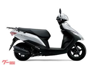 スズキ/アドレス125 フラットシート 2020モデル