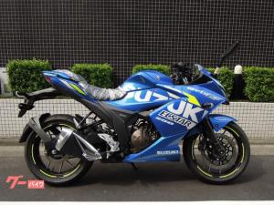 スズキ/GIXXER SF 250 2021モデル