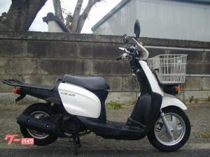 ヤマハ/GEAR  インジェクション タイヤ前後新品 バッテリー新品