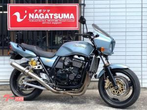 カワサキ/ZRX1100 社外マフラー・他カスタム