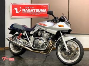 スズキ/GSX400S KATANA ヨシムラマフラー・他カスタム