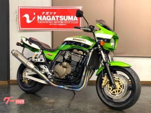 カワサキ/ZRX1200R ノジマフルエキ バックステップ ETC