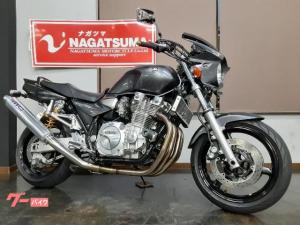 ヤマハ/XJR1300 2005年モデル OVERフルエキ ETC他 カスタム多数