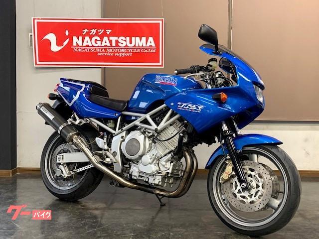 ヤマハ TRX850 FCRキャブレター・OVERレーシングマフラーの画像(茨城県