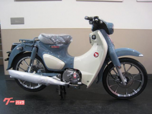ホンダ/スーパーカブC125 最新モデル