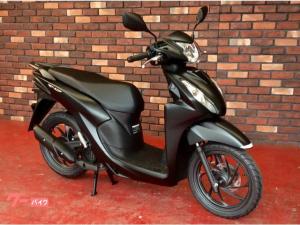 ホンダ/Dio110 2021年 国内正規モデル マットカラー 新車