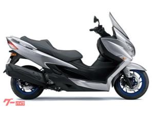 スズキ/バーグマン400 ABS 2022年モデル 新車
