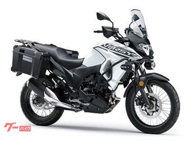 カワサキ VERSYS-X 250 ツアラー ABS 2020年 新車の画像(千葉県