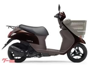 スズキ/レッツバスケット 最新モデル 新車