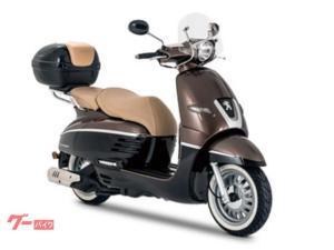 PEUGEOT/ジャンゴ125 アリュール ABS 正規モデル