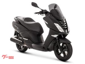 PEUGEOT/シティスター125 ブラックエディション ABS 正規モデル