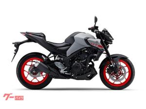 ヤマハ/MT-03(320cc) 2020モデル グレー
