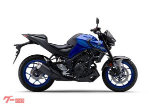 ヤマハ/MT-25 2020モデル ブルー