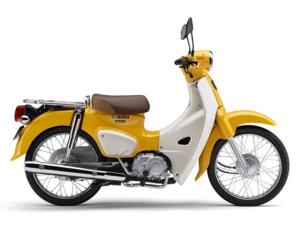 ホンダ/スーパーカブ50 最新モデル 日本生産モデル