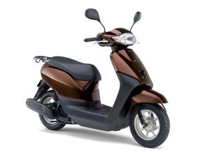 ホンダ/タクト・ベーシック最新モデル 国内生産モデル