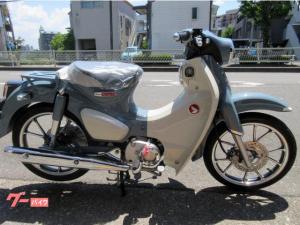 ホンダ/スーパーカブC125 最新モデル JA48モデル 国内仕様モデル