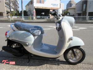 ヤマハ/ビーノ最新モデル AY02モデル